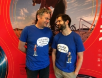 New Astro Morning Tea-Shirts Arrive!